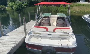 2001 Chaparral 240 BR (Volvo 5.7 GSI)