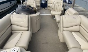 2014 Bennington GSR 2250 (Yamaha 115)