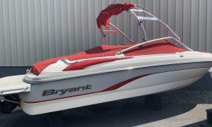 2007 Bryant 219 (Merc 350 MAG)