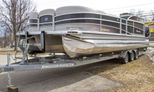 2015 Premier 290 Grand View (Twin Merc 300hp Outboards)
