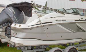 2017 Hurricane SD 2200 (Yam 150hp 4 stroke)
